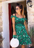 ELB0672XXX.jpg-yesil-desenli-omuz-detay-pilise-elbise-ELB0672