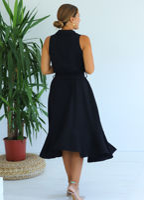 ELB1319XXX.jpg-siyah-asimetrik-kesim-gomlek-elbise-ELB1319