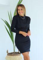 siyah-sirti-fermuar-detay-vatkali-elbise